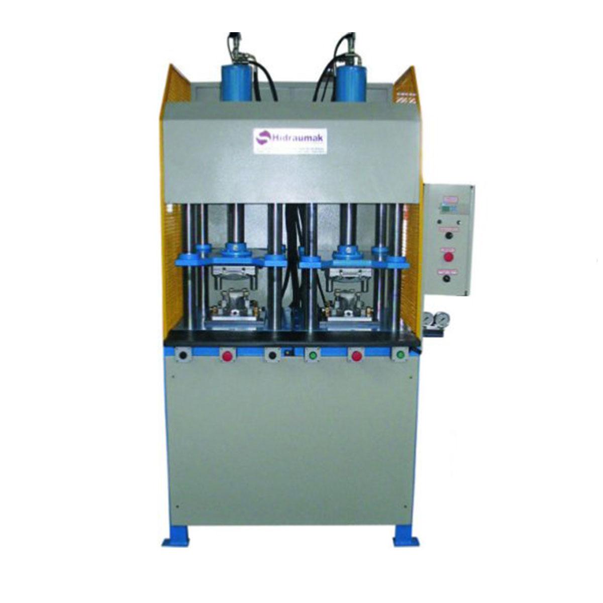 Projetamos e fabricamos máquinas hidráulicas